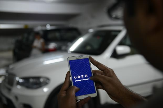 Last year in July, Uber had signed an MoU with the Telangana government to create jobs and entrepreneurship opportunities and foster research into smart-city initiatives and make investments in the state. Photo: Mint