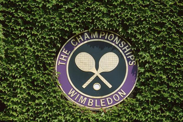 The Tennis Integrity Unit has not given details of the Wimbledon match that is under scrutiny. Photo: Getty Images