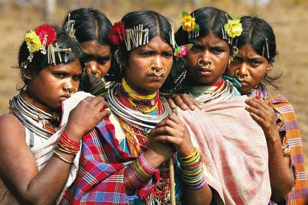 The Kandha tribals of Odisha. Photo: Reinhard Krause/Reuters