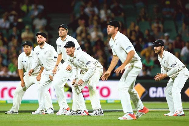 A packed slip cordon is a rarity now. Photo: Quinn Rooney/Getty Images