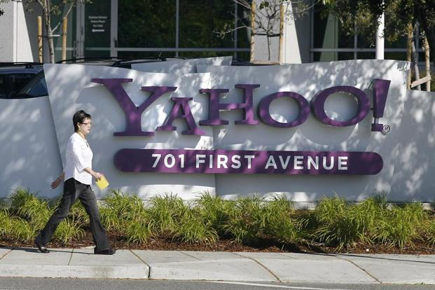 In July, Verizon agreed to buy Yahoo Inc's core internet properties for $4.83 billion in cash. Photo: Bloomberg