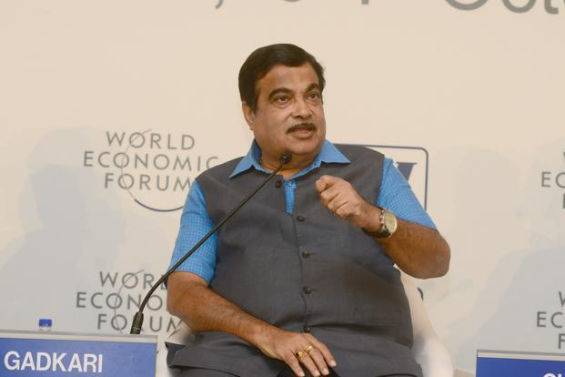 Nitin Gadkari also said that tenders would be floated soon to begin work on 36 waterways. Photo: Ramesh Pathania/Mint