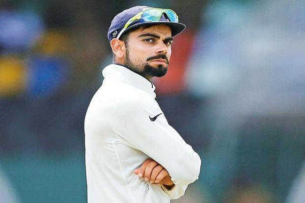 Kohli remained unconquered on career-best 207, his second double ton in the space of six Tests while Rahane remained unbeaten on 161 with India reaching 456 for three at tea. Photo: Reuters