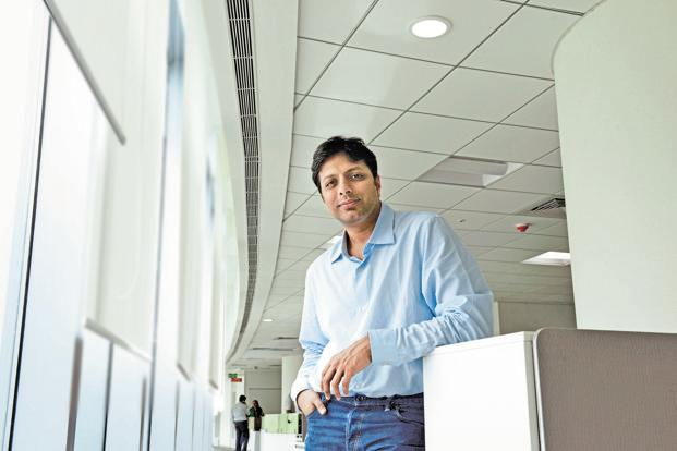 Amazon India boss Amit Agarwal. Photo: Hemant Mishra/Mint