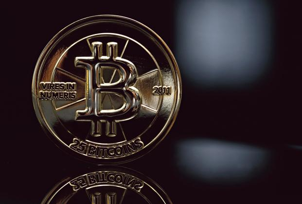Blockchain is the underlying technology that powers Bitcoin. Photo: Bloomberg