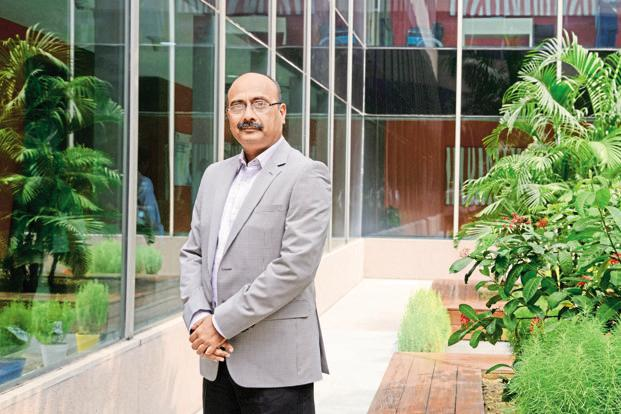 Tech Mahindra chief strategy and marketing officer Jagdish Mitra. Photo: Ramesh Pathania/Mint