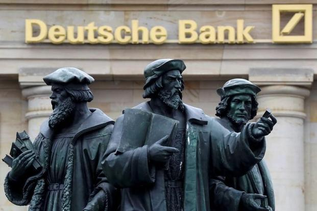 Deutsche Bank's revamp involves cutting 9,000 staff. Yet headcount, which stood at more than 101,300 in the middle of this year, is higher than the roughly 98,600 one year earlier. Photo: Reuters