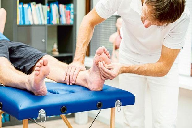 If you're a diabetic, regular visits to a podiatrist are essential. Photo: iStockphoto