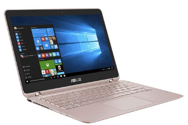 Asus ZenBook Flip UX360UA is a powerful laptop convertible for professionals looking for a machine that is easily portable, exudes class, can double up as tablet.