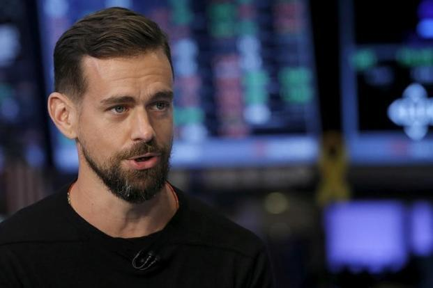 A file photo of Twitter chief executive officer Jack Dorsey. Photo: Reuters
