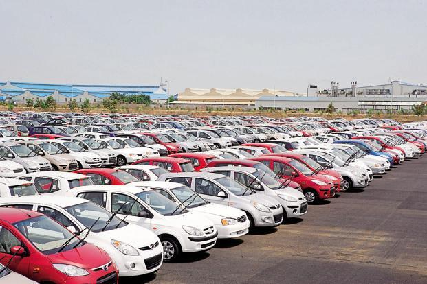 In the last fiscal, 27,89,678 passenger vehicles were sold in the domestic market. Photo: Mint