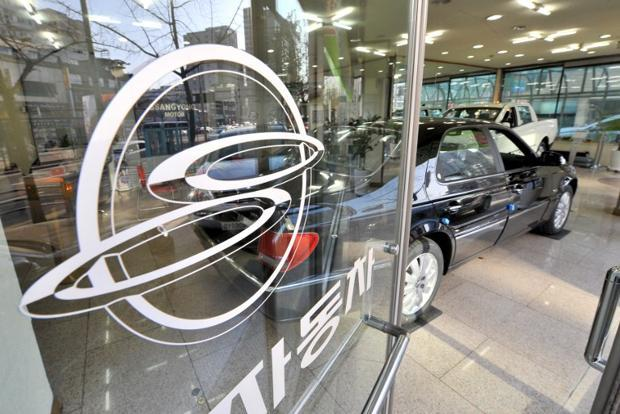 Ssangyong Motor is looking to markets such as the US and China to make up for an expected decline in shipments to the UK following the Brexit referendum, chief financial officer Vasudev Tumbe said in August. Photo: AFP