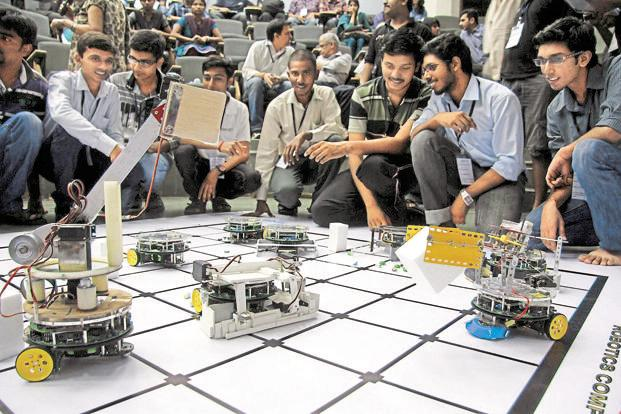 Nearly 40% of India's start-up founders and leaders come from IITs, IIMs, and ISBs. Photo: HT