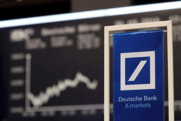Deutsche bank was penalized for published an improper research report and failing to preserve or surrender electronic records during the SEC's investigation. Photo: Reuters