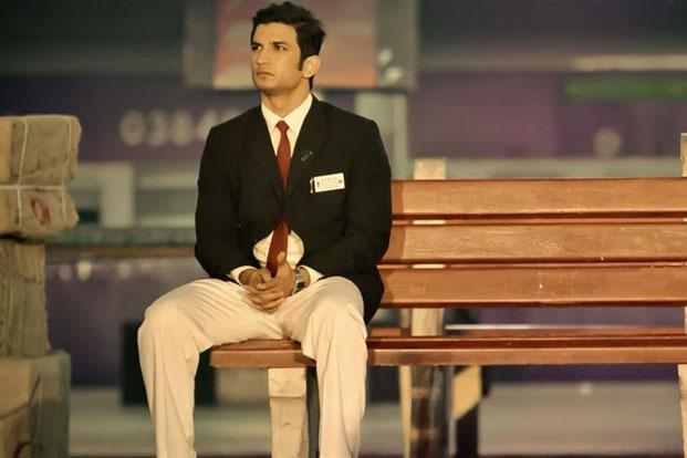 Sushant Singh Rajput in the film 'M.S. Dhoni: The Untold Story'