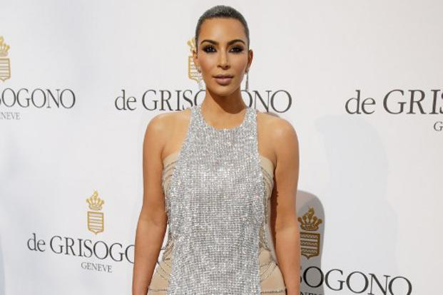 Kim Kardashian has been criticized for making herself vulnerable by posting photos of her $4 million dollar engagement ring and other jewelry in the days before the Paris attack. Photo: AFP