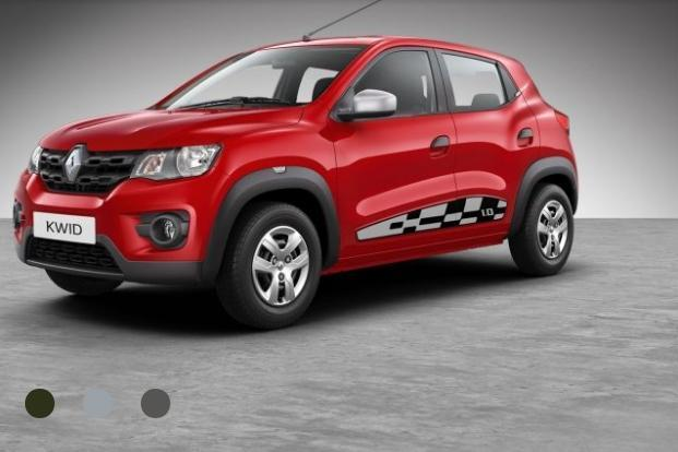 Renault's recall will apply to 800cc variants of Kwid produced between September 2015 and 18 May 2016.