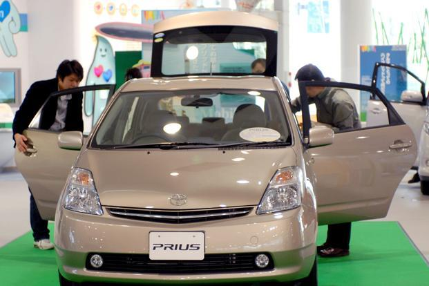 Prius hybrid's problem models were manufactured from August 2015 through October 2016 in Japan. Photo: Bloomberg