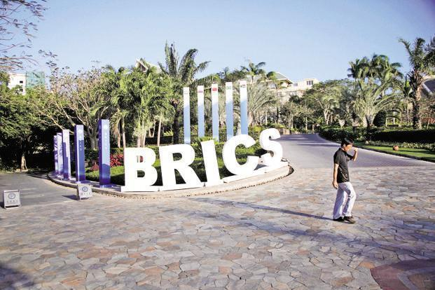 A Bimstec outreach is planned at the 8th BRICS (Brazil-Russia-India-China-South Africa) Summit in Goa beginning 15 October. Photo: Bloomberg