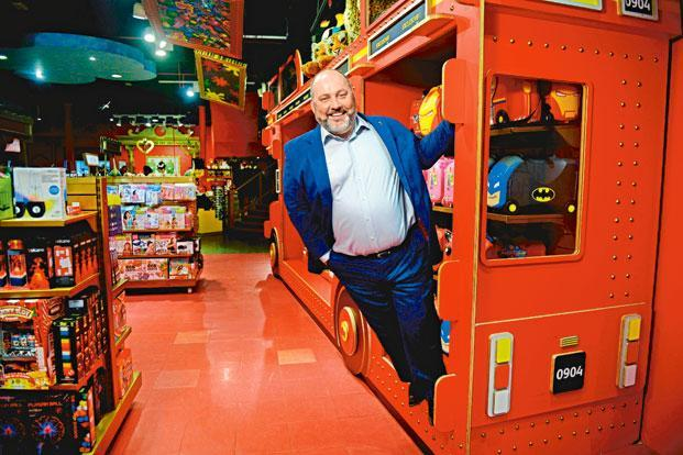 Gudjon Reynisson says in the Indian and Chinese markets, parents want to ensure their kids have fun; but if they can also learn something at the same time, that's preferable. Photo: Abhijit Bhatlekar/Mint