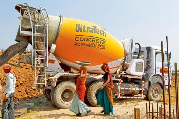 Ultratech Cement Variety : Ultratech cement rains dampen volume growth livemint
