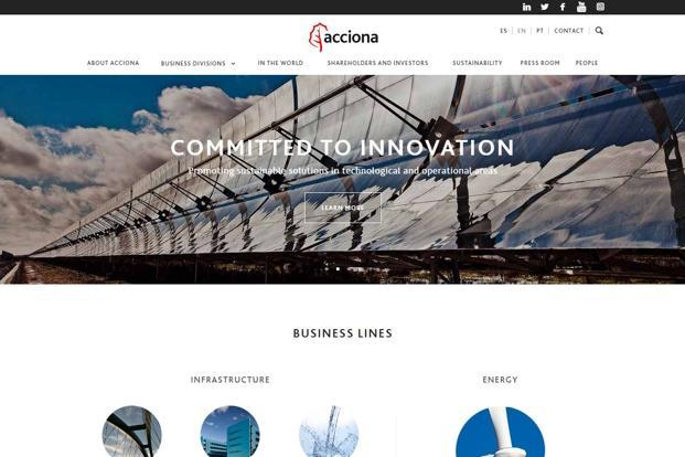 Acciona said it's shelved investment plans in Maharashtra, Madhya Pradesh and Tamil Nadu, which are at the crux of the delayed payments.