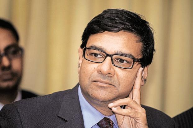 A file photo of Reserve Bank governor Urjit Patel. Photo: Mint
