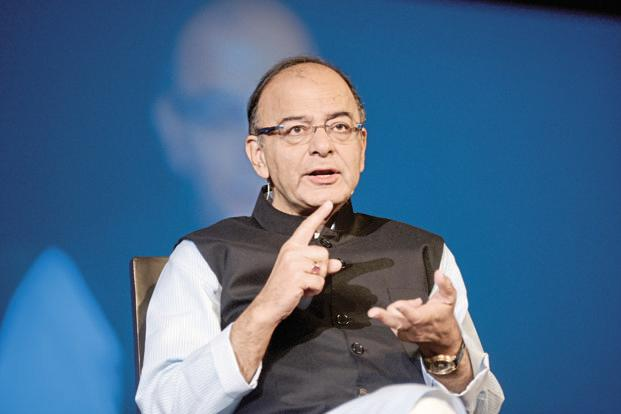 Finance minister Arun Jaitley. The differences aside, the country moved a step closer to rollout of the GST, which will for the first time economically unify the country. Photo: Abhijit Bhatlekar/Mint