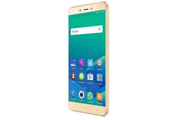 The Gionee P7 Max comes with a 5.5-inch display with screen resolution of 1,280x720p and pixel density of 267ppi.