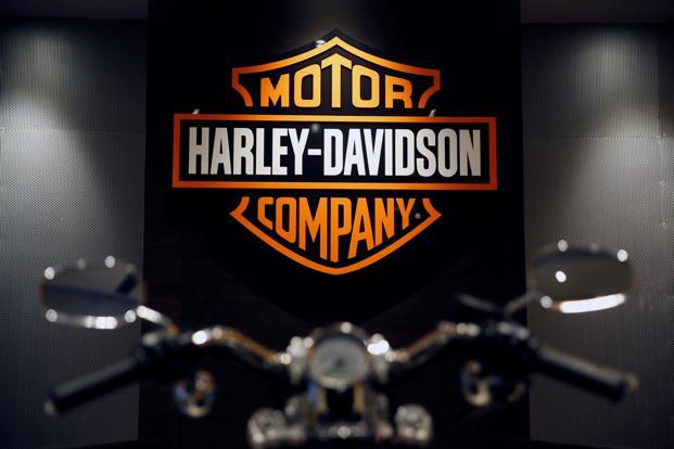 The motorcycle manufacturer cited continued slowed US motorcycle industry growth as the main factor for weaker retail sales. Photo: Reuters