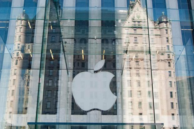 In the most-recent quarter, Mac revenue continued to outpace iPad sales, showing resiliency in a category that some analysts have said would be cannibalized by tablets. Photo: AFP