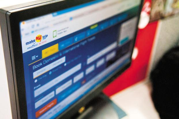 After the deal was announced, MakeMyTrip's market capitalisation rose by 44% to $1.22 billion. Photo: Mint