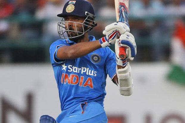 Ajinkya Rahane has much to prove in the second ODI against New Zealand on Thursday. Photo: Tsering Topgyal/AP