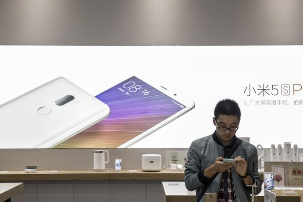 Xiaomi's dominance has proved fleeting because consumers have moved upmarket. Photo: Bloomberg