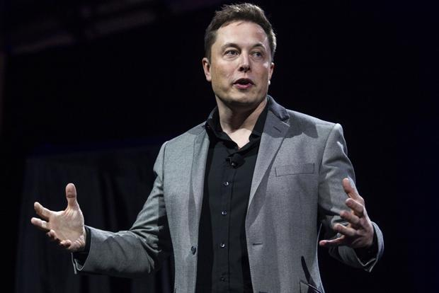 File photo. Tesla CEO Elon Musk says the latest iteration can bring added safety, and that buyers will have a choice for how much autonomy they want to give their vehicle. Photo: AP