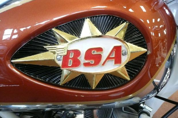 The principal business of BSA is licensing of brands related to motorcycles.