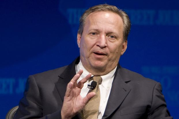 A file photo of Larry Summers. Photo: Bloomberg