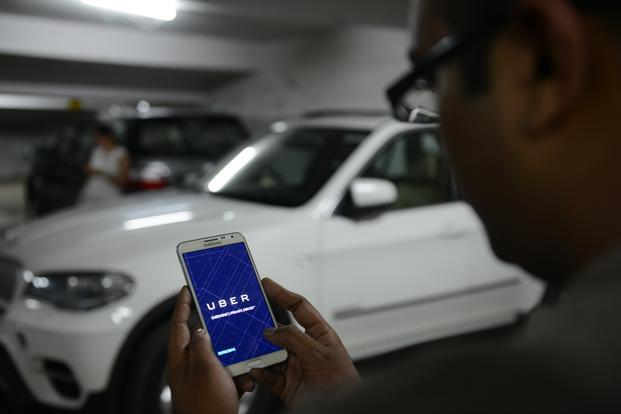Bengaluru, Delhi and Mumbai are three of the biggest markets for ride-hailing services such as Uber and Ola in India—a bumpy ride in any of these cities could hurt their businesses. Photo: Hemant Mishra/Mint