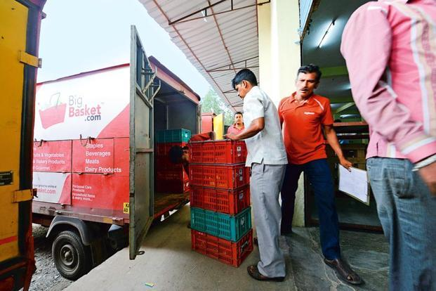 As per the current policy, 100% FDI is allowed in trading of food products after approval from the Foreign Investment Promotion Board. Photo: Hemant Mishra/Mint