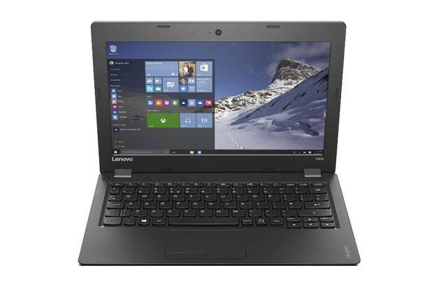 Lenovo Ideapad 100s runs windows 10 and is powered by Intel 1.3GHz Atom processor with 2GB RAM