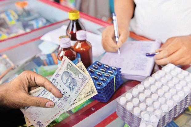 The National Pharmaceutical Pricing Authority issued orders capping the prices of 577 formulations over the past year, with an approximate market value of Rs20,000 crore. Photo: Hemant Mishra/Mint