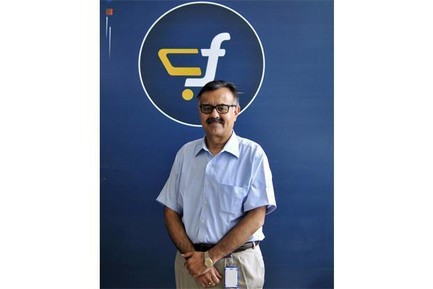 Flipkart's outgoing CFO Sanjay Baweja. Photo: Reuters