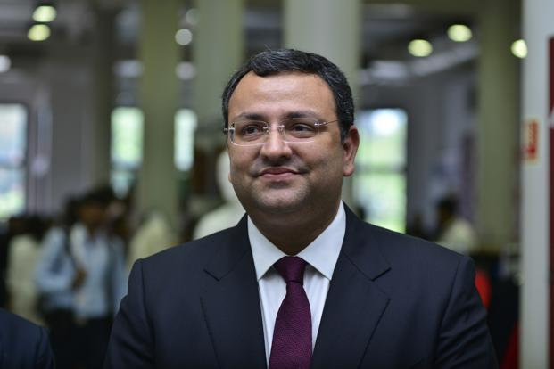 A file photo of Tata Sons former chairman Cyrus Mistry. The payout to NTT DoCoMo itself would cost about $1billion. Photo: Aniruddha Chowdhury/Mint