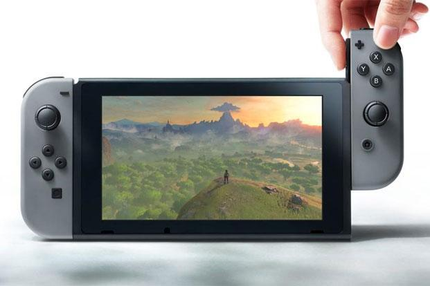 Nintendo Switch, which was officially unveiled on 20 October , is set  to hit the market by March next year.