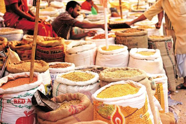 The central government has procured 34,547 tonnes of moong and urad for buffer stocks so far, nearly 70% of the targeted 50,000 tonnes. Photo: Mint