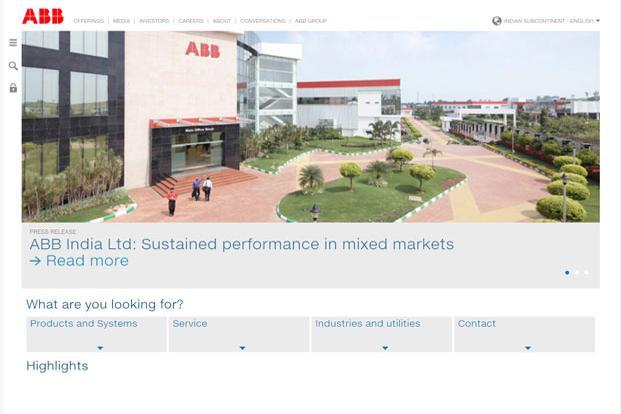 The surge in profit at ABB India was aided by other income, which includes the nearly Rs30 crore it earned on the sale of an asset.