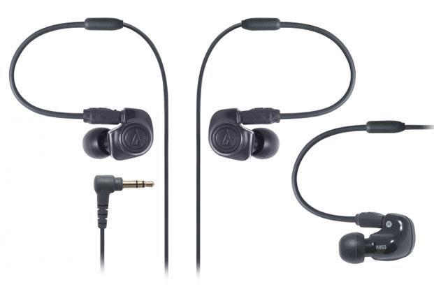 Audio-Technica ATH-IM50 deliver excellent clarity and mid-range frequencies