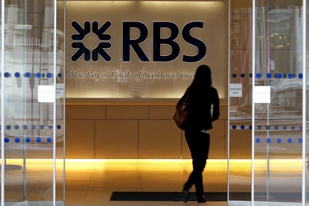 RBS also said it would miss an end-2017 deadline to sell its Williams and Glyn branch network, a condition of its 2008 state rescue. Photo: Bloomberg