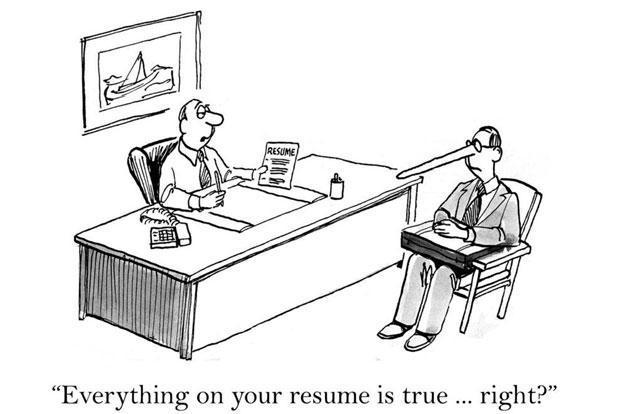 A Resume Is job search information job search advice job search help job search tips Priya Ramani