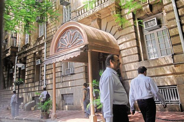 A File Photo Of Bombay House, Corporate Office Of Tata Sons In Mumbai. Photo